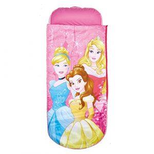 Disney Princesses – Lit junior ReadyBed – lit d'appoint pour enfants avec couette intégrée