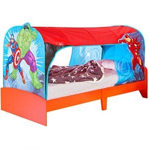 Les Avengers-Tente de lit