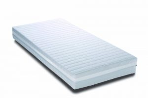 Matelas comfort dermapur 20 100 x 200 cm avec housse respirante dureté: normal