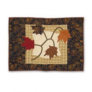 Patch Magic Feuilles d'automne King Oreiller, 78,7cm par 53,3cm