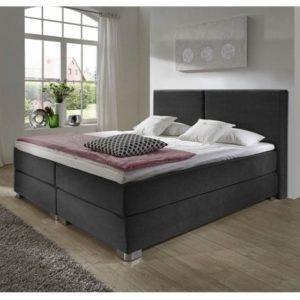 Schlichter Möbel Lit à sommier tapissier Simple Bugatti III