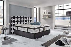 Sofa Dreams Cosmopolitan Lit à sommier tapissier Moderne