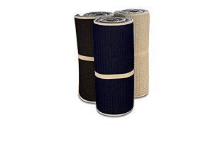 Twist Bed Easy Matelas en Waterfoam Enroulable Support Ergonomique Lit Simple 80×195 cm