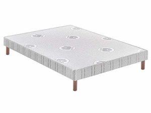 Sommier tapissier Bultex Confort Ferme 160×200