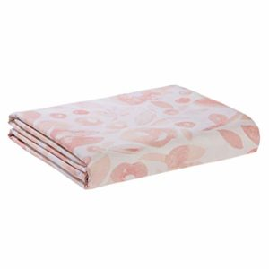 AmazonBasics Drap plat en microfibre de qualité supérieure Rose aquarelle 180 x 260cm