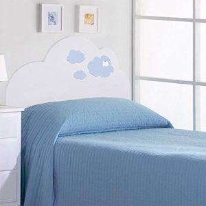 Bainba Tête de lit Enfant Nuage, 90 cm