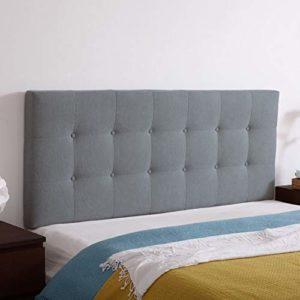 Canapé coussin arrière Coussin Flanelle Chevet support de remplissage éponge Dossier Simple, Double, King Size / Lits Têtes de lit Décoration, 6 couleurs, 4 (Couleur: C, Taille: 150 * 8 * 72cm), Taill