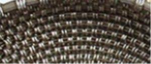 SJYM Creative Résine Cadre Photo Géométrique Stéréo Photo Cadre Studio Étude Décoration Table De Mariage Cadre Photo, Argent, 5 Pouces Rond
