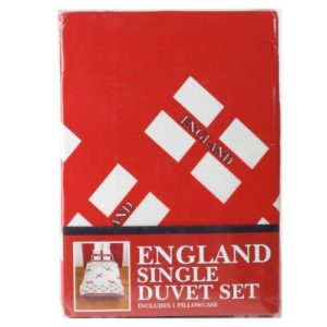 Angleterre Parure de lit simple