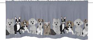 Doggies Tour de lit 60×250 cm Pierre