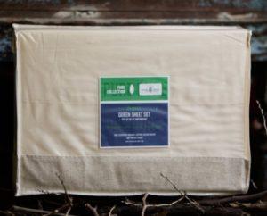Gotcha Covered Certified Organic Sheet Set (Split California King) by Gotcha Covered