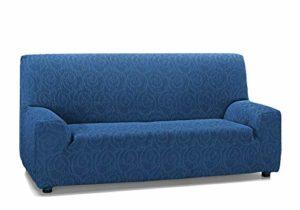 Martina Home Indiana Housse de canapé 4 Places Bleu