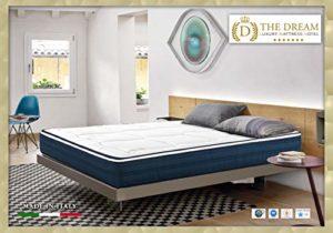 the dream Lit de Jour, Bleu Marine +Blanc, 2 Personnes (Standard)