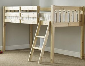 Strictly Beds and Bunks Bunk, Naturel, 90 cm x 200 cm