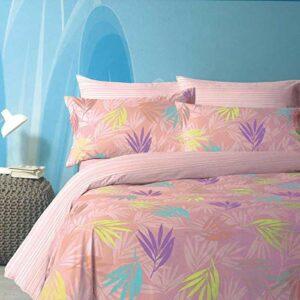 Bassetti Palmsprings Parure de lit 2 places avec 2 taies d'oreiller