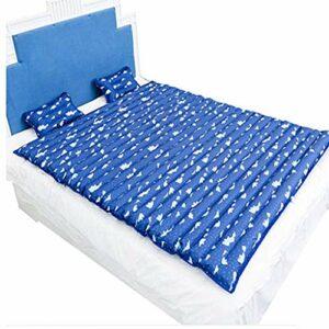 FGDSA Matelas d'eau dortoir Refroidir Le lit Simple de Glace d'injection d'eau de Double Tapis par, 16050CM