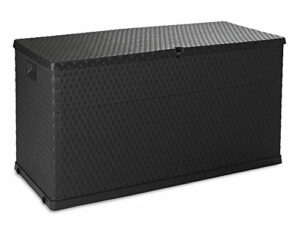 Galico Multibox XL Rotan ANTRACIET 420L