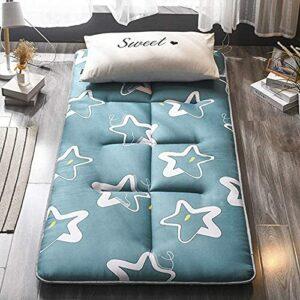 Matelas de sol japonais – Matelas futon – Pliable – Tatami – Matelas isolant enroulable – Pour chambre d'enfant