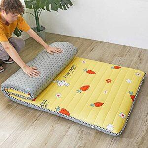 Matelas futon traditionnel japonais – Respirant – 4 saisons