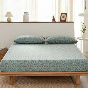 BOLO Family Bedding Drap-housse en jersey de coton 180 x 200 cm