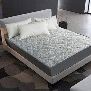 AILIFE Protège-matelas imperméable et doux pour lit