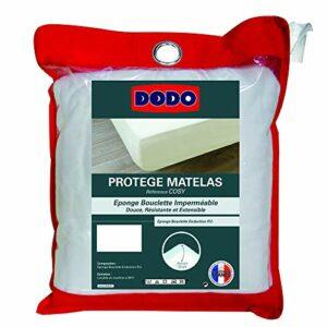 DOOD PROTÈGE MATELAS COSY – IMPERMÉABLE – 160 x 200 cm