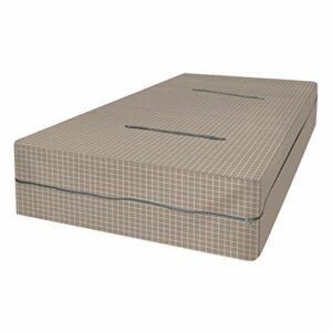 GWHW Protège-matelas pour lit double avec fermeture éclair pour protection de matelas anti-insectes et anti-acariens