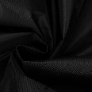 Housse de protection légère et résistante à l'usure pour extérieur 4 saisons (noir)