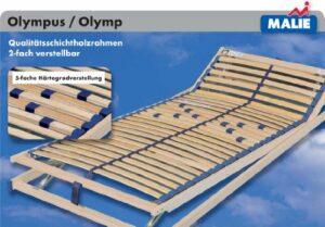 Stilbetten sommier olympus olymp, Olymp (nicht verstellbar), 90 x 220 cm
