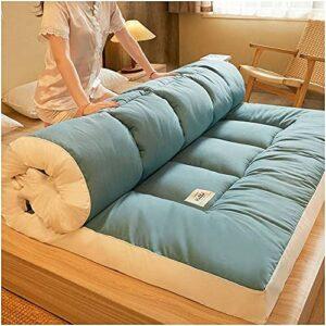 XIAOZHAO Matelas futon Plancher Pais et Doux,Tapis de Sol en Tatami de Couchage, Matelas Japonais, dortoir Tudiant, Matelas Pliable,