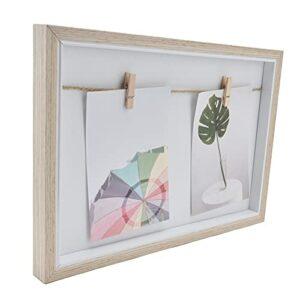 Evonecy Cadre Photo, Cadre Photo Durable et sûr décoratif innovant pour Thanksgiving pour Salle familiale pour Salon